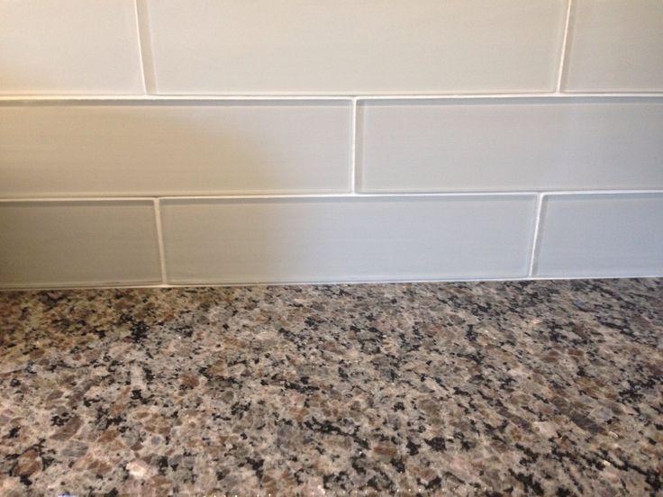 Backsplash For New Caledonia Granite Google Search Kitchen