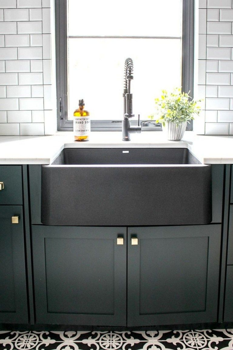 59 our black farmhouse sink with images black