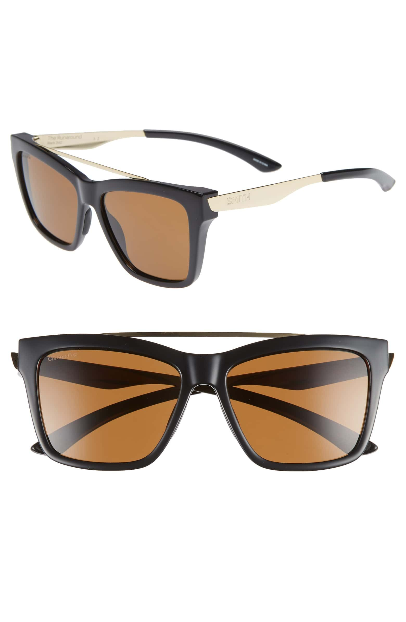 Smith Optics Colette 55mm Polarized Sunglasses