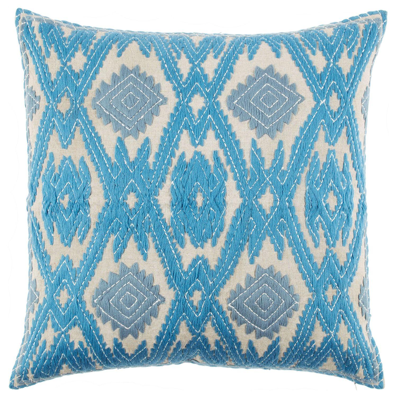 john robshaw afghan tarin decorative pillow final sale sarah nasafi grayce