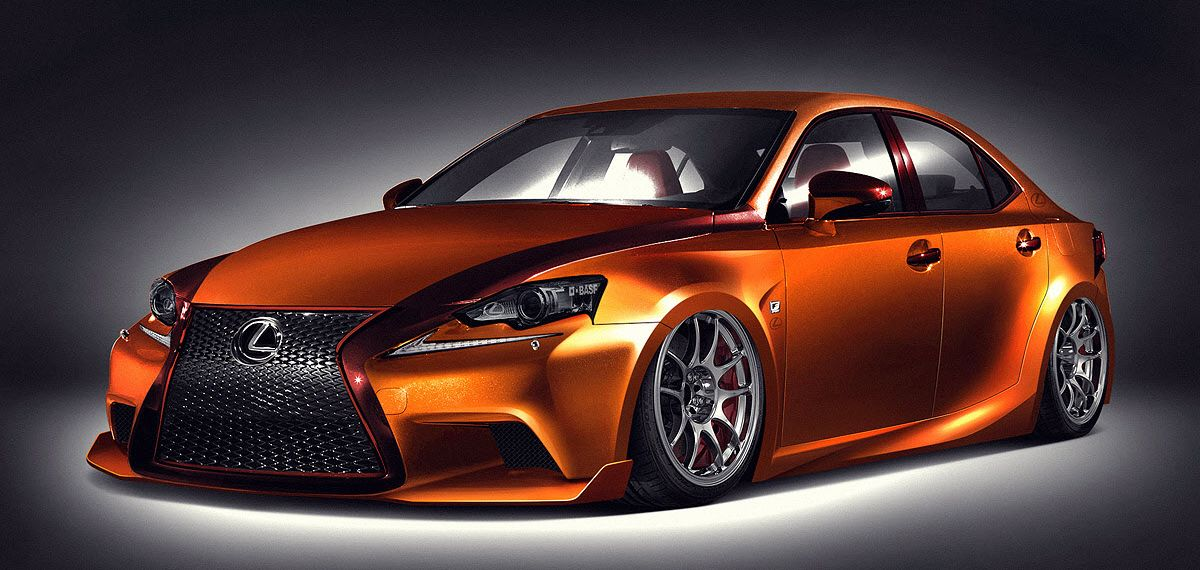 2014 Lexus IS 250 F Sport Coches deportivos, Coches