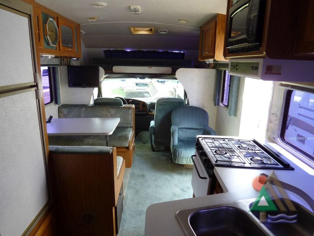 Used 1996 Tioga Montara 24d Motor Home Class C At Campers Inn