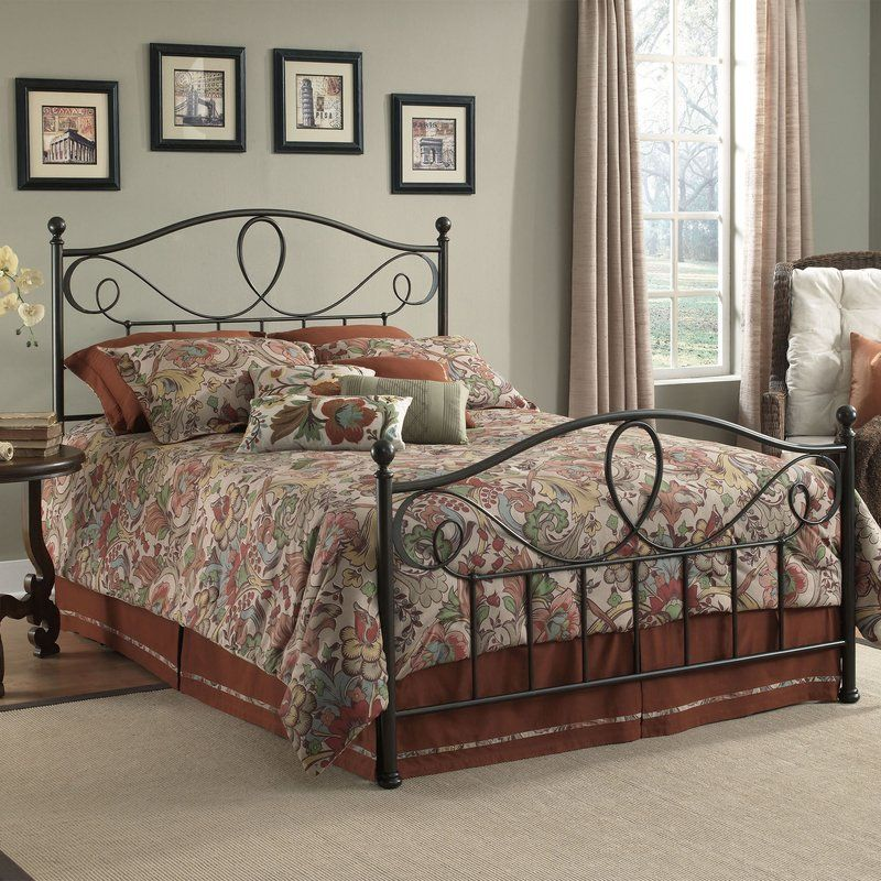 Brewington Panel Bed Bed Styling Furniture Bed Frame And Headboard