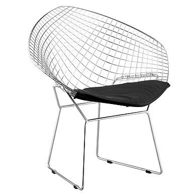 Net Chair Set Of 2 499 00 Looking Very Mid Century Modern The
