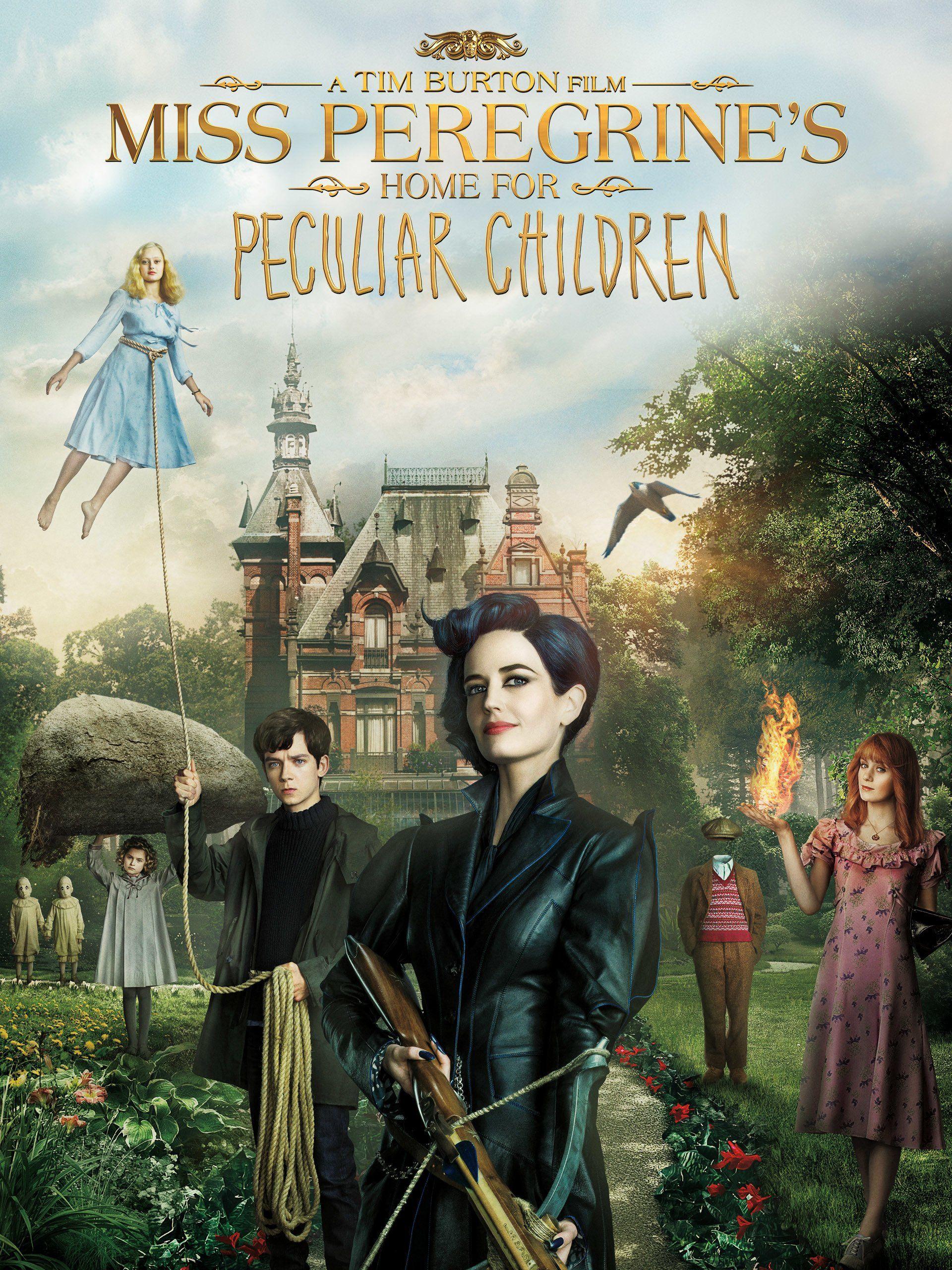 Miss Peregrines Home For Peculia Peculiar Children Movie Miss Peregrine S Peculiar Children Home For Peculiar Children