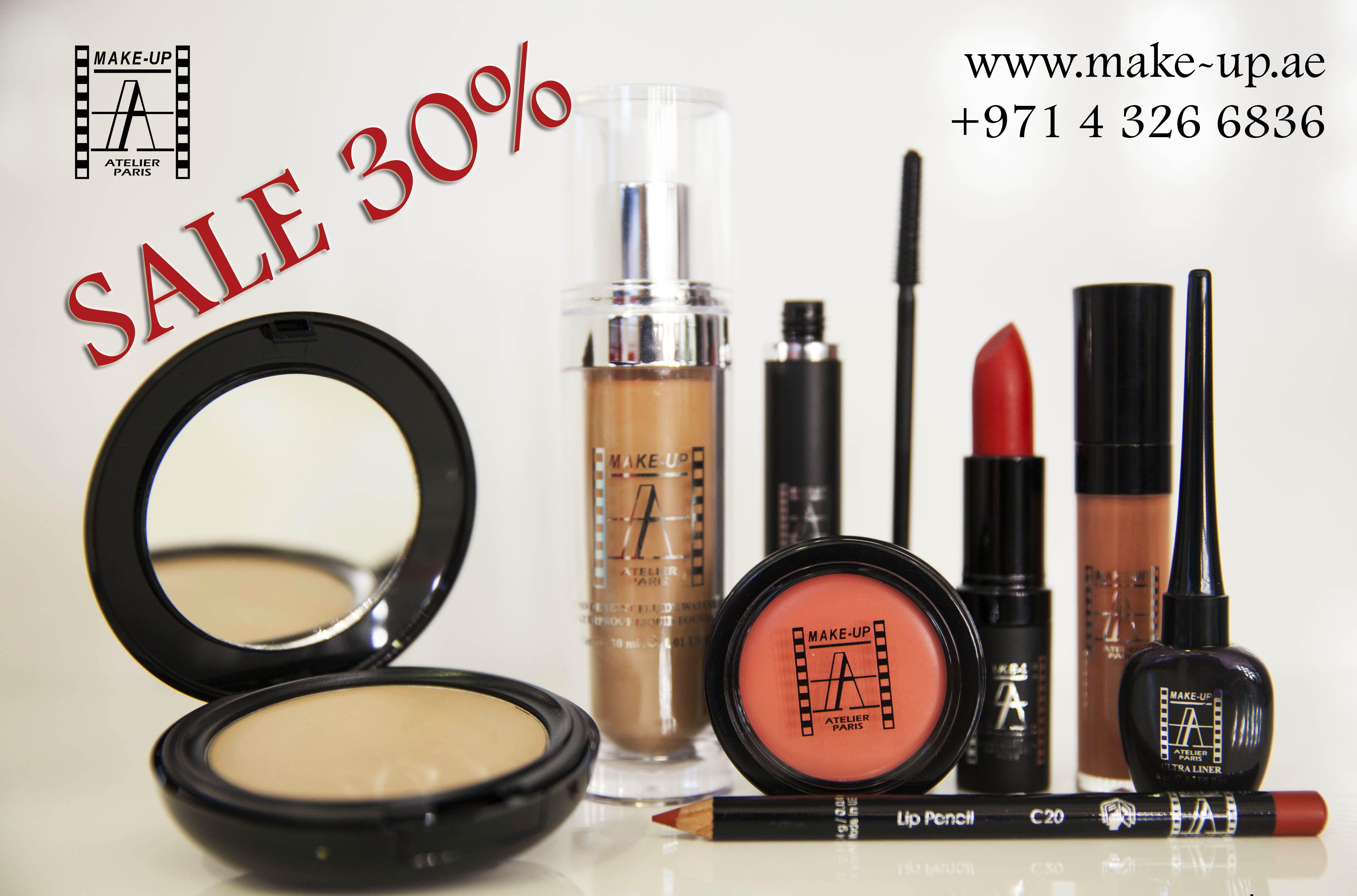 Makeup Atelier Dubai Cosmetics Have you ever heard of a
