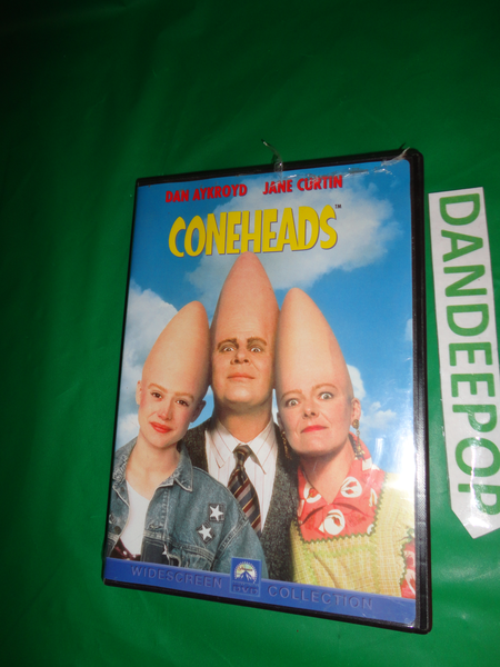 Coneheads Widescreen DVD Movie 1993 find me at www.dandeepop.com