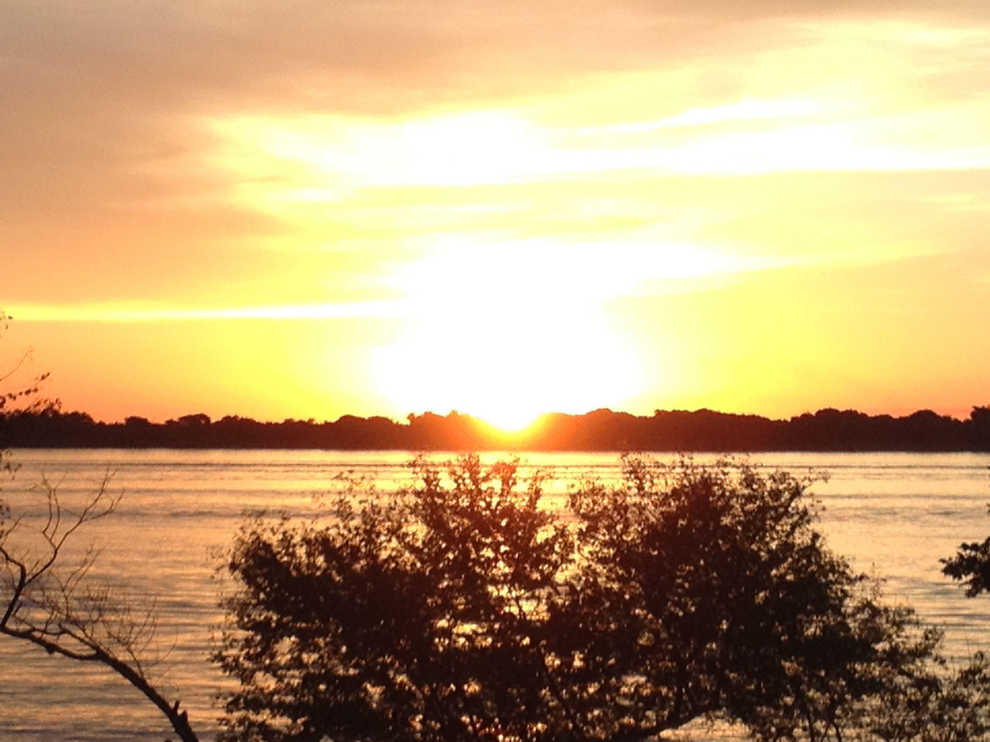 Sunset Gasômetro - Abril 2014