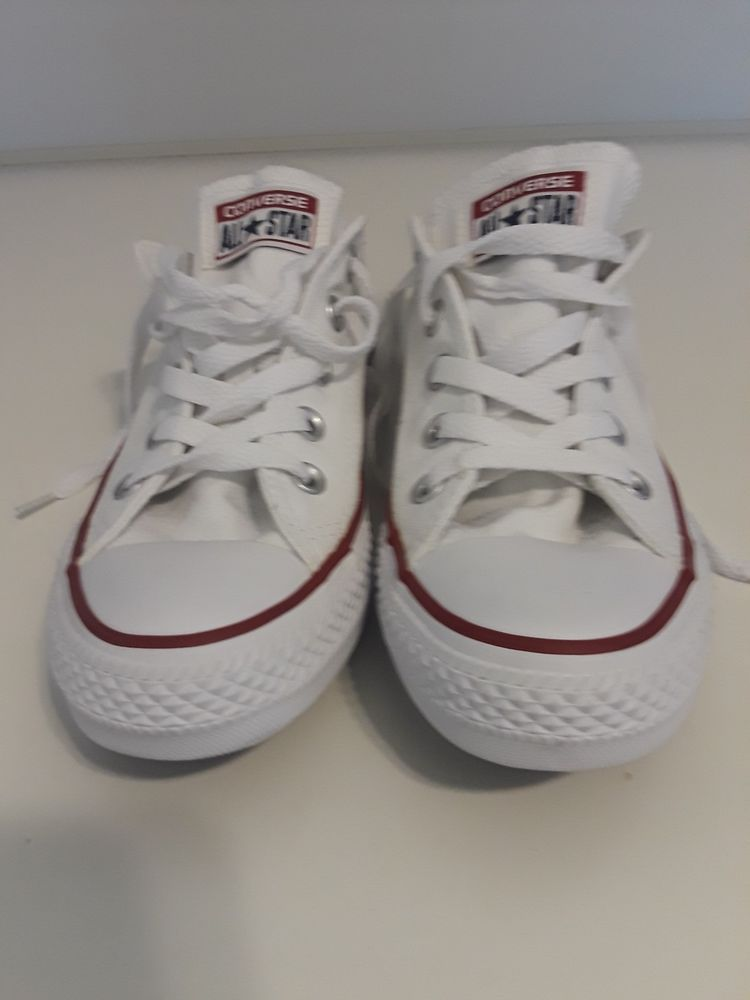 dd8869ecdba1 Converse all star chuck taylor white Canvas Shoes. Unisex size 6w 4m   fashion  clothing  shoes  accessories  unisexclothingshoesaccs   unisexadultshoes (ebay ...