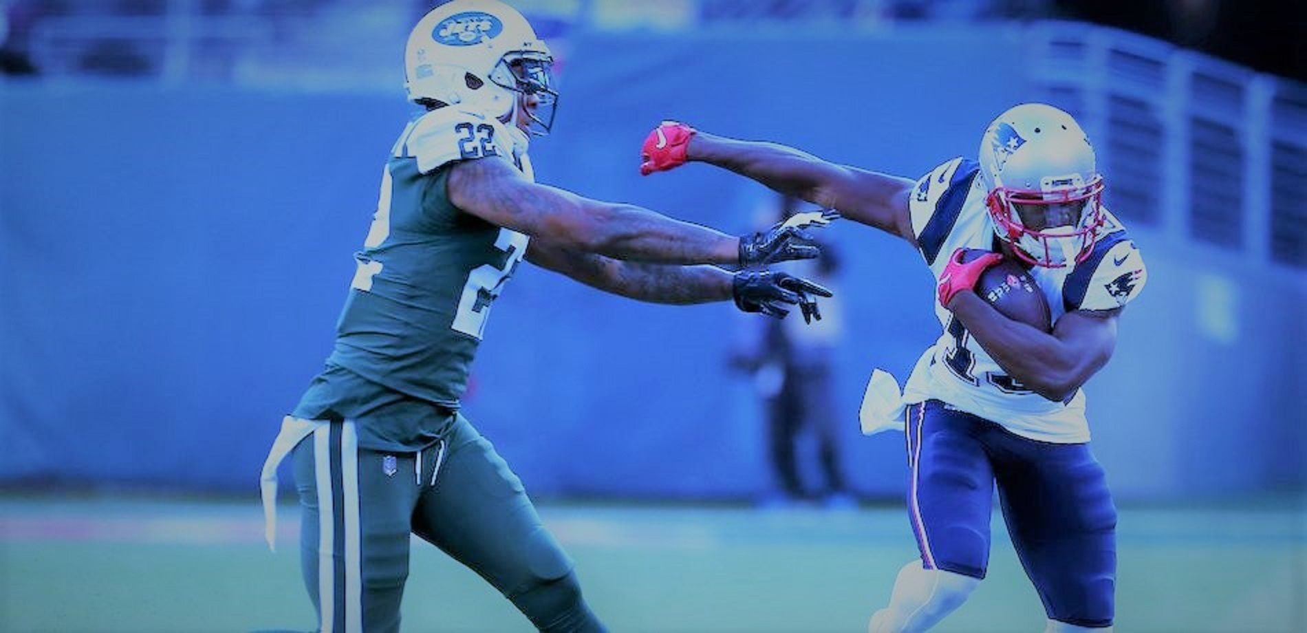 New York Jets vs. New England Patriots Live Streaming