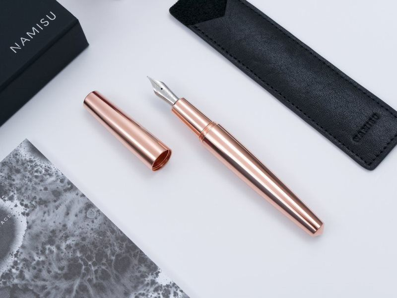 NAMISU NOVA COPPER Fountain Pen - Stilografica