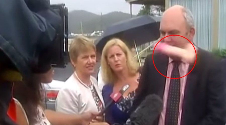 NZ Minister Has Dildo Thrown In His Face After Signing The TPP