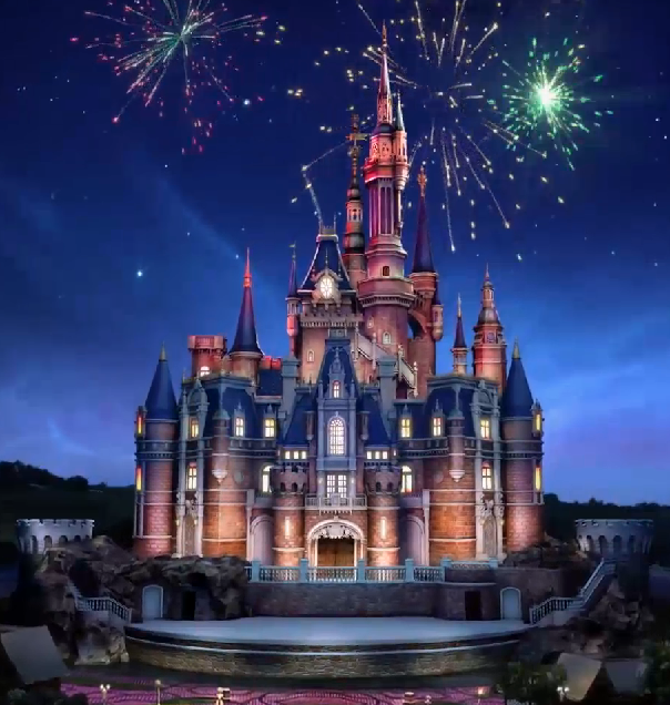 SHDR Disney Pin 2019 Pirates of the Caribbean Shanghai Disneyland park