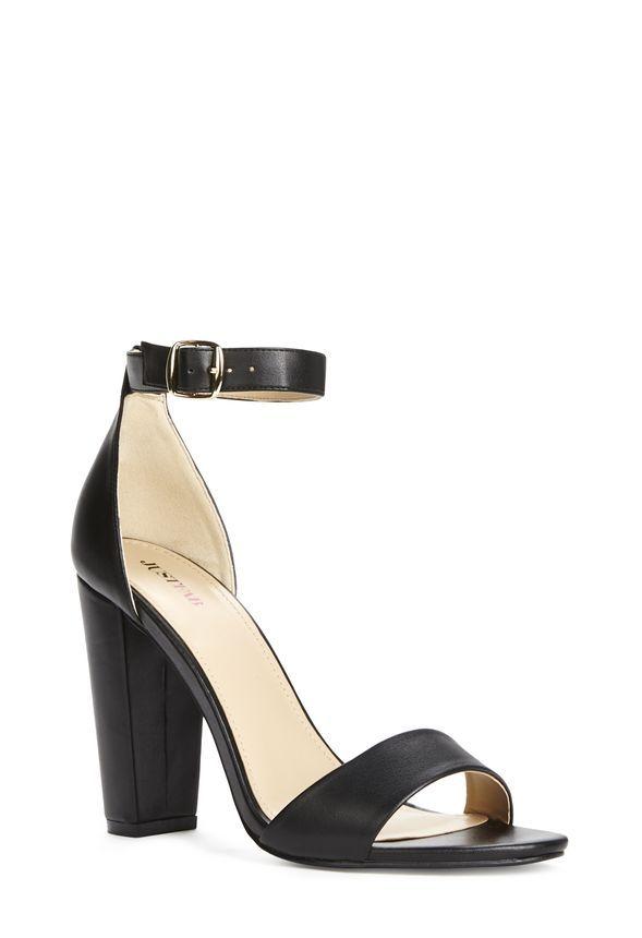 6e6c894192b Chaussures Danna en Noir - Livraison gratuite sur JustFab ...