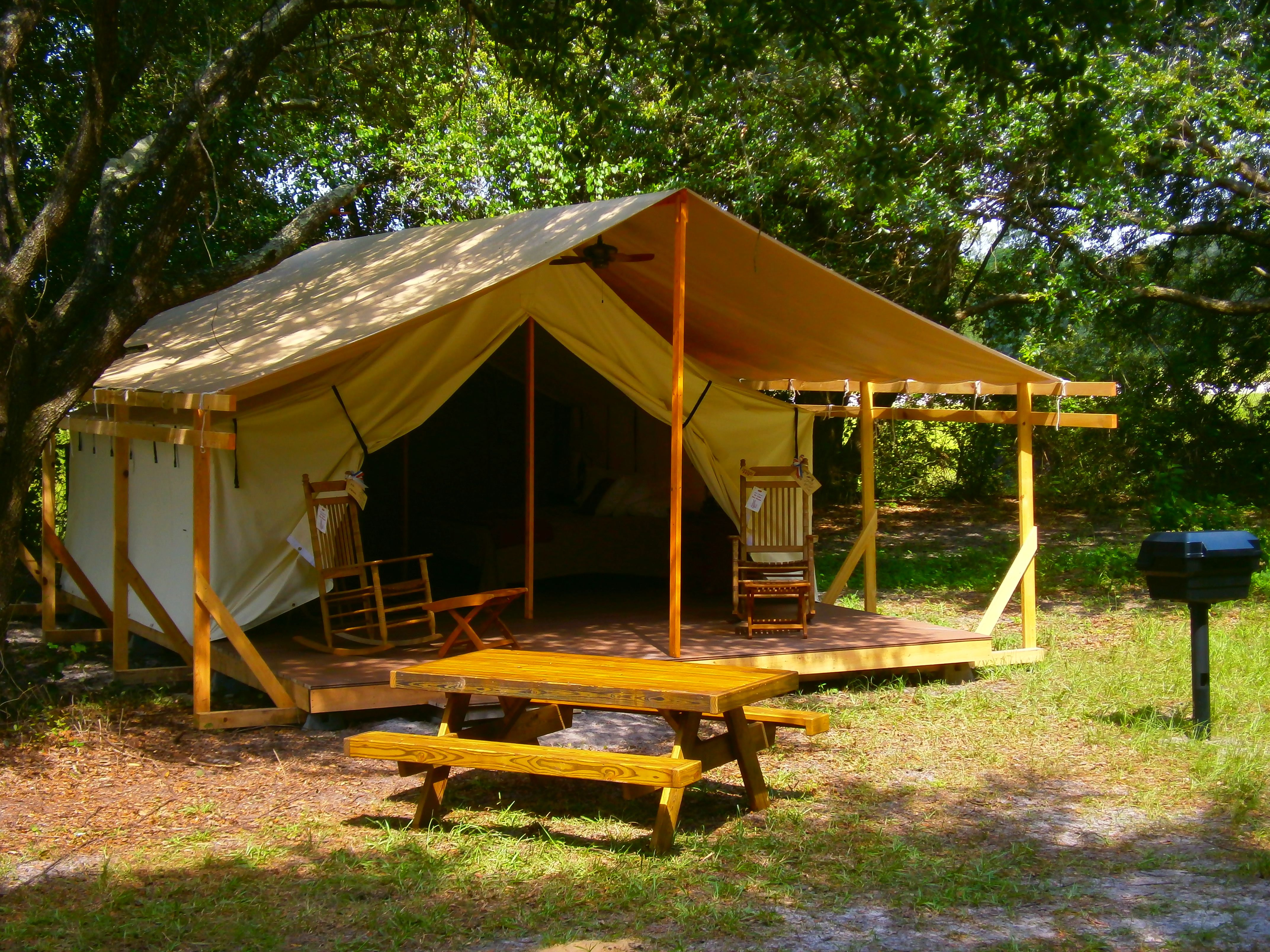 Tent faq the most frequently asked questions about for Canvas platform tents