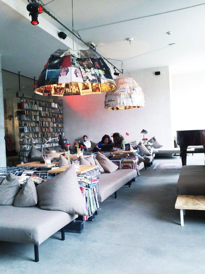 michelberger hotel berlijn interieur blog in 2018 pinterest berlin restaurant und. Black Bedroom Furniture Sets. Home Design Ideas