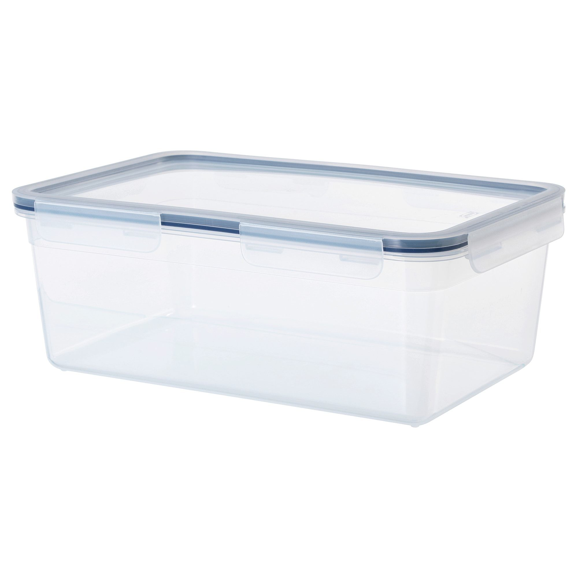 Ikea 365 Food Container With Lid Rectangular Plastic Shop Ikea Ikea Plastic Kitchen Storage Containers Ikea 365 Ikea