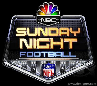 Sunday Night Football Nfl Sunday Sunday Night Football Sunday Night