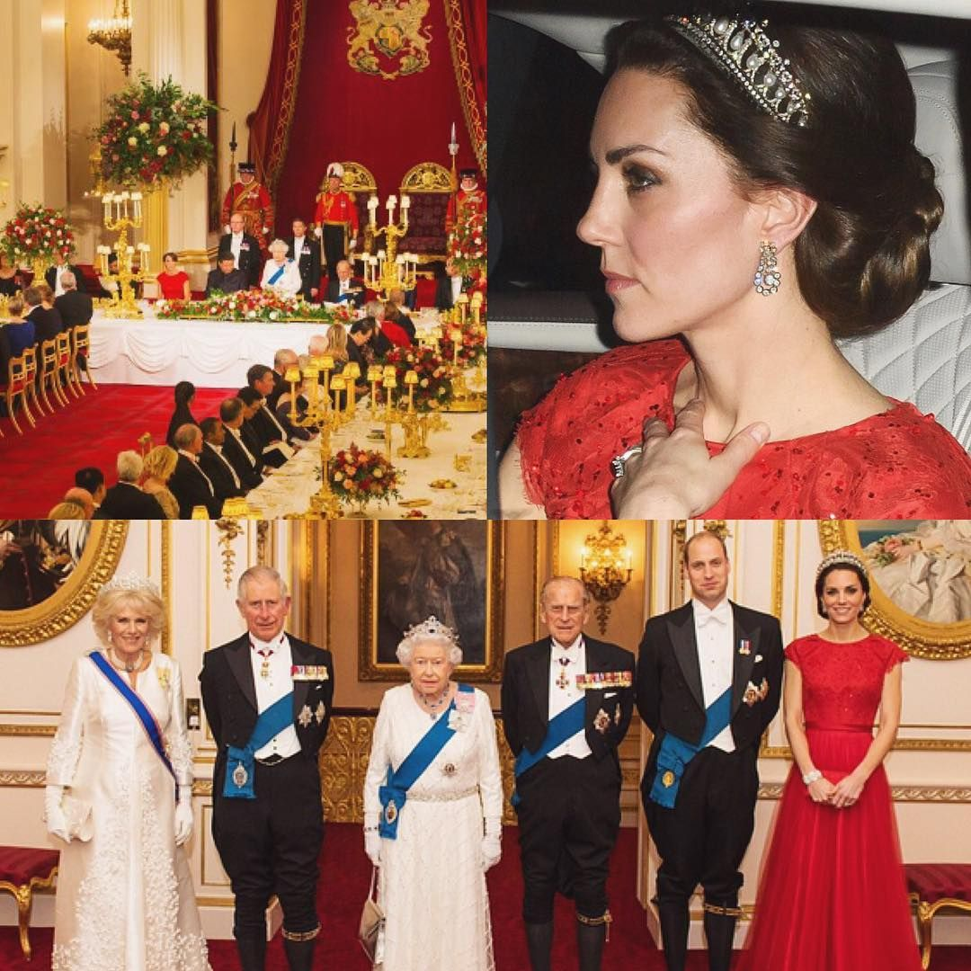 An official photo of the Queen, heirs and their spouses were released by surprise as well!!