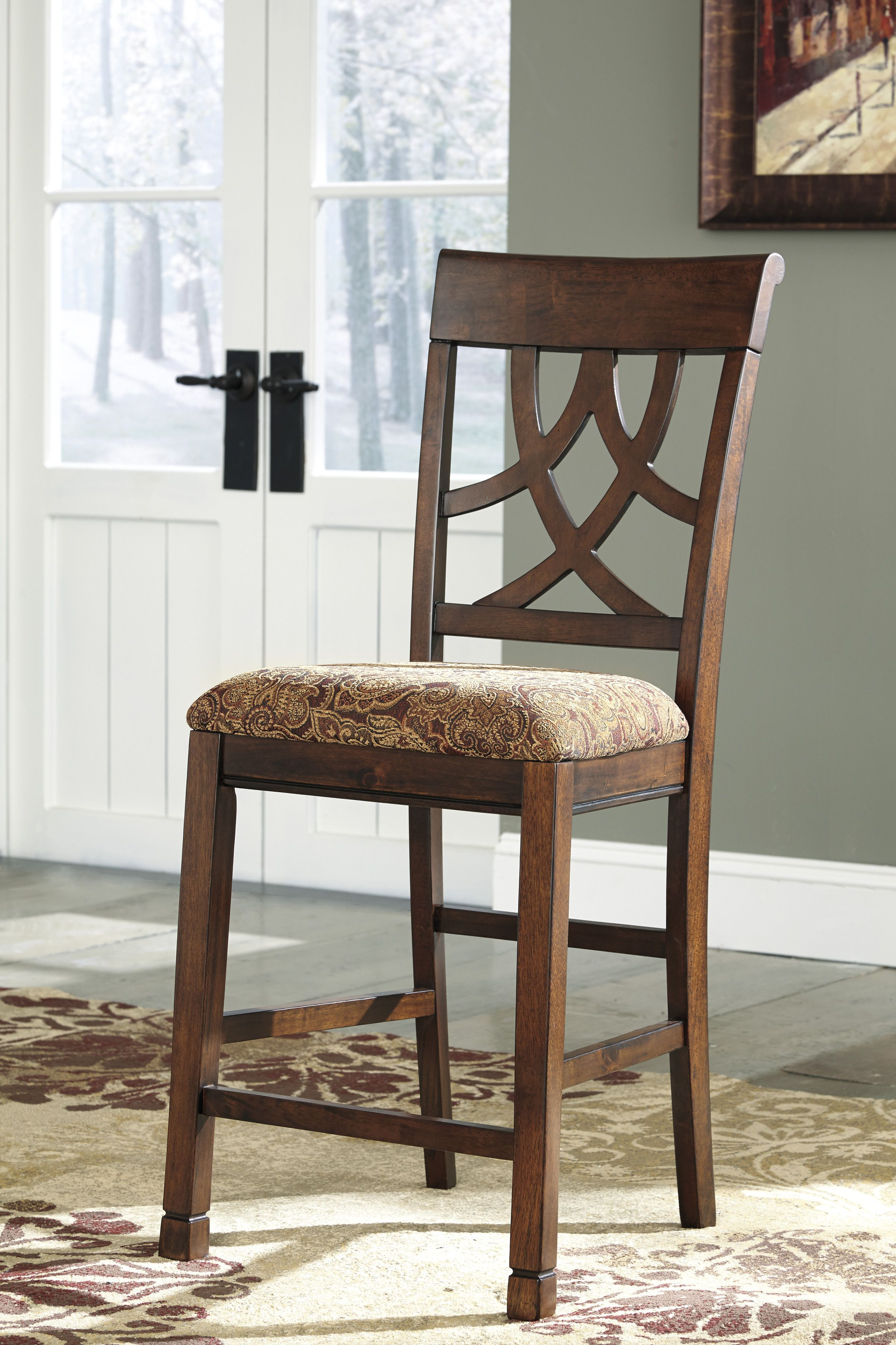 Love This Simple Yet Elegant Barstool That Is Super Kid Friendly.    Ashley  Furniture