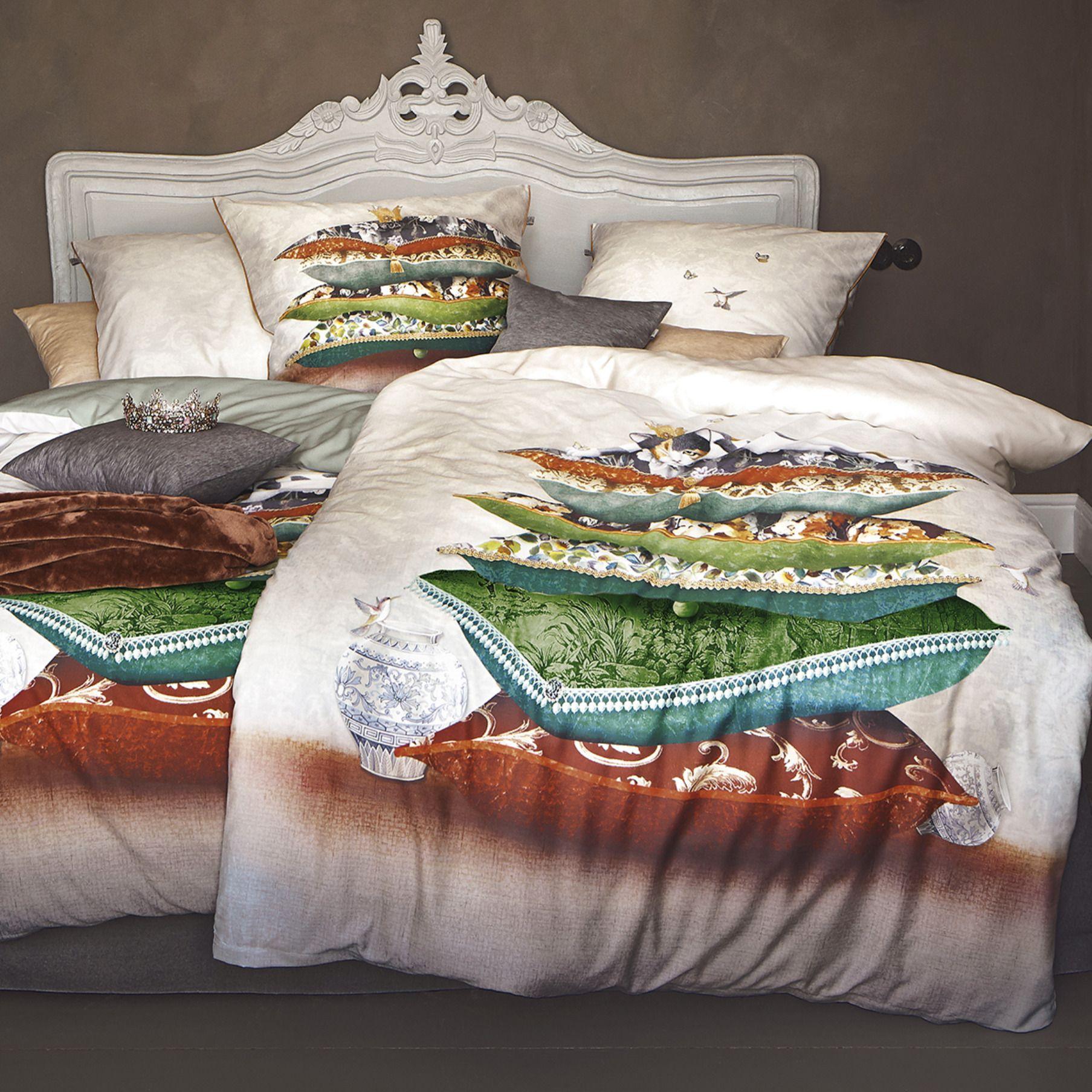 Bettwasche Satin Special Bettwasche Bett Einfach Tierisch