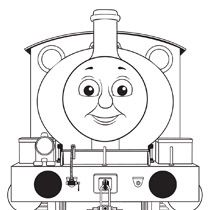 Coloring Page Percy Coloriage Anniversaire Choo