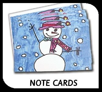 Send notes on an artistic notecard! http://kidskreations.us/