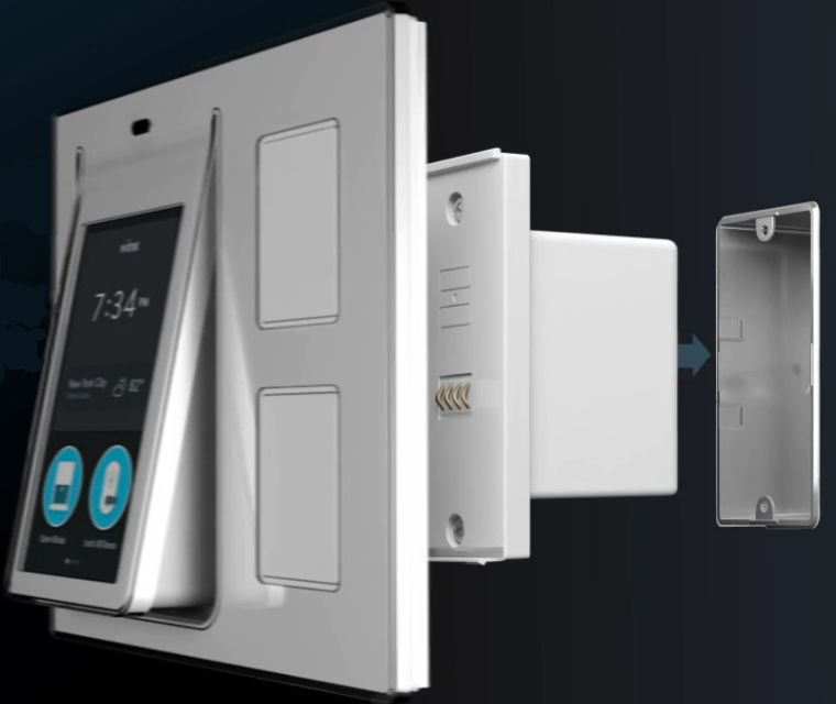 Wink adds touchscreen-based home automation hub· LinuxGizmos.com