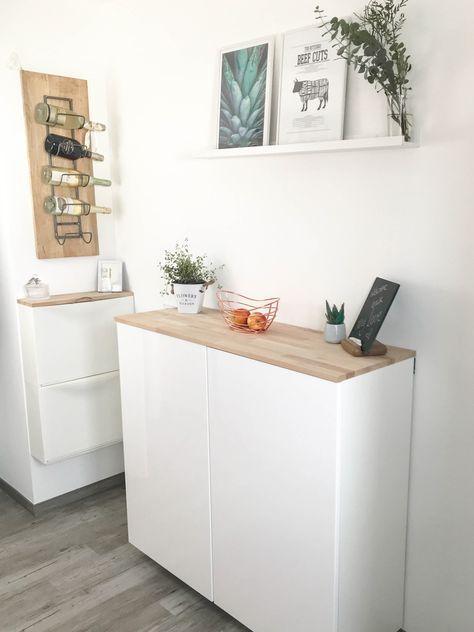 Photo of Ikea Hack – Metod Küchenschrank als Sideboard ⋆ elfenweiss