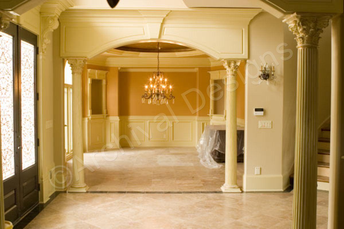 Villa Capri House Plan (With images) House plans, Luxury