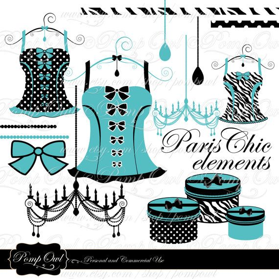 Paris chic cliparts Embellishments Zebra Polka dots by PompOwl, $4.99  https://www.etsy.com/listing/180440388/paris-chic-cliparts-embellishments-zebra?ref=sr_gallery_29&ga_search_query=paris&ga_ship_to=US&ga_page=6&ga_search_type=all&ga_view_type=gallery