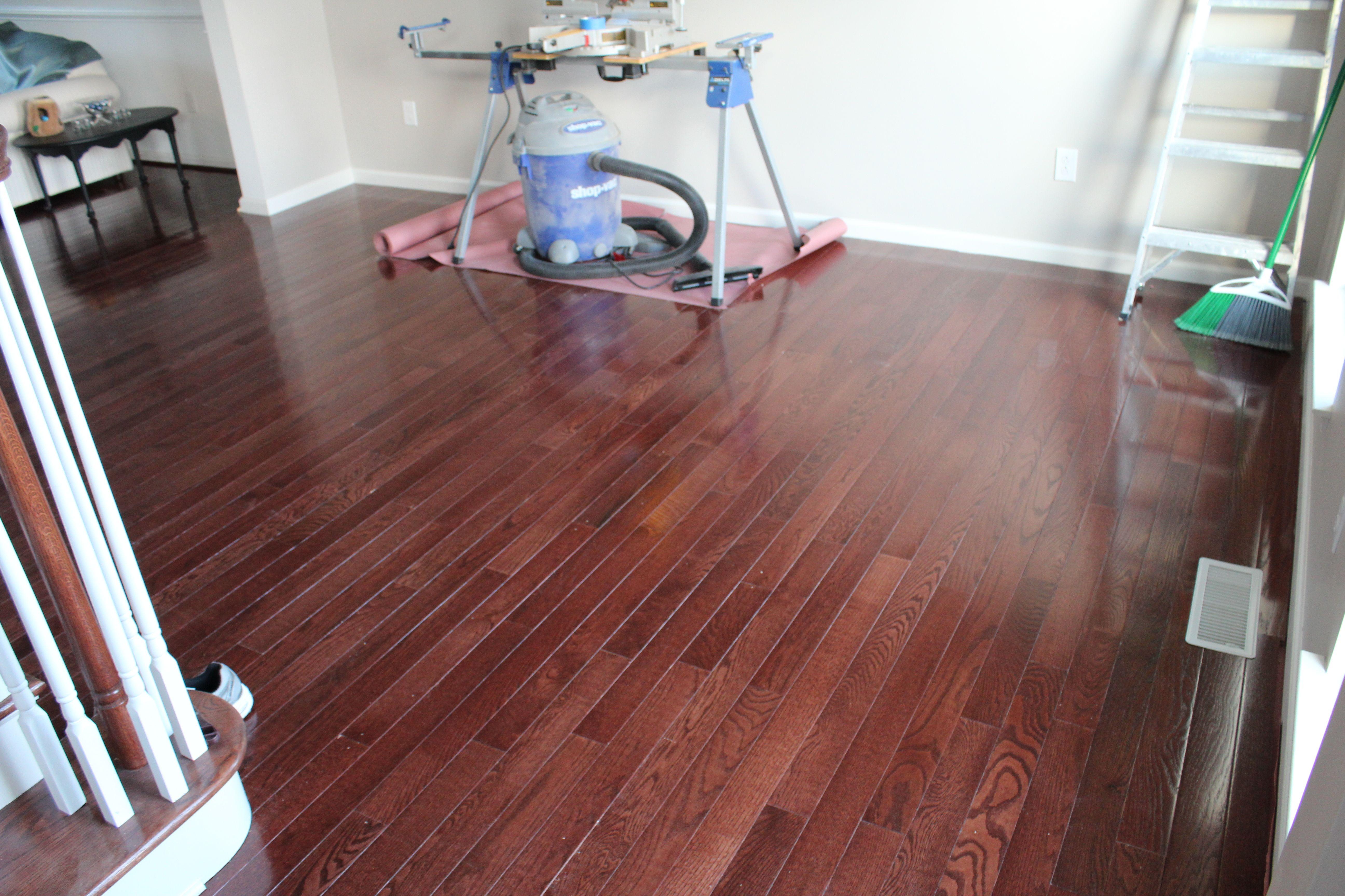 How to Install Hardwood Floors Hardwood floors, Hardwood