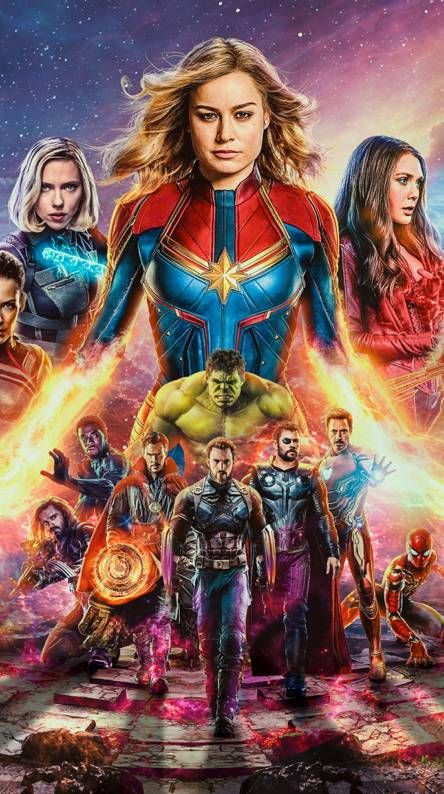 Papel De Parede Vingadores 4 Marvel Vingadores Vingadores