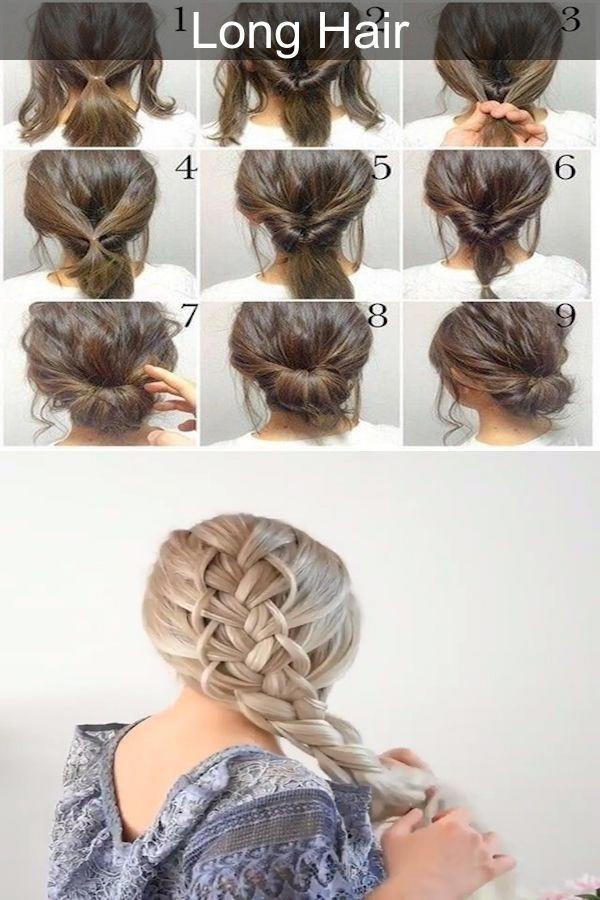 Pin On Easy Elegant Hairstyles