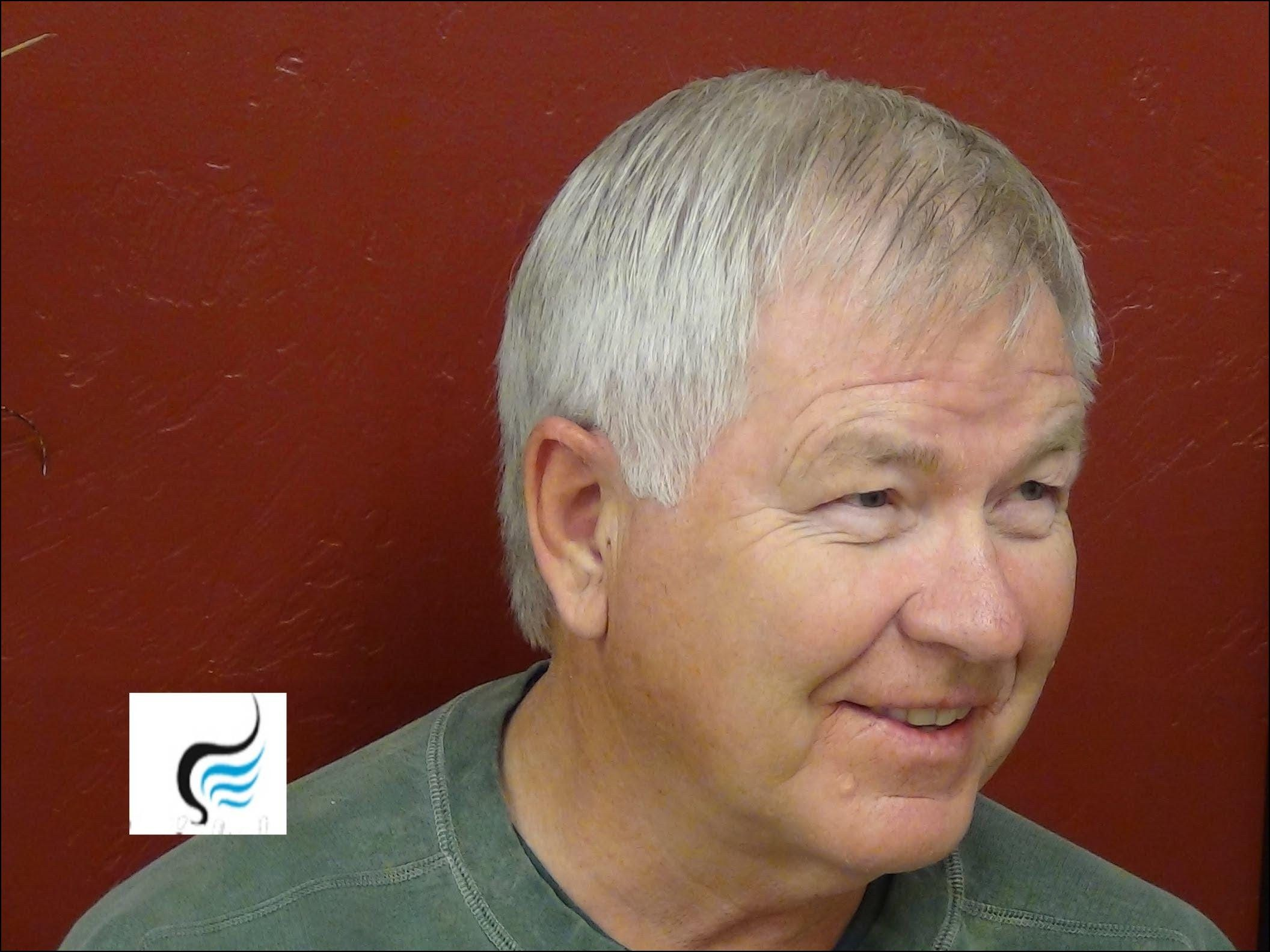Short haircut for balding men haircuts for older men with thinning hair  hairstyles ideas