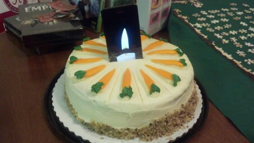 Forgot To Get Birthday Candles No Problemtheres An App For That Paul Smith Emily Isbell