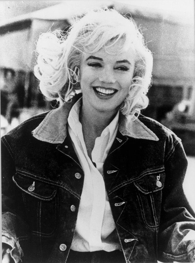 Marilyn Monroe and the Camera: бесконечный материал. Часть ...
