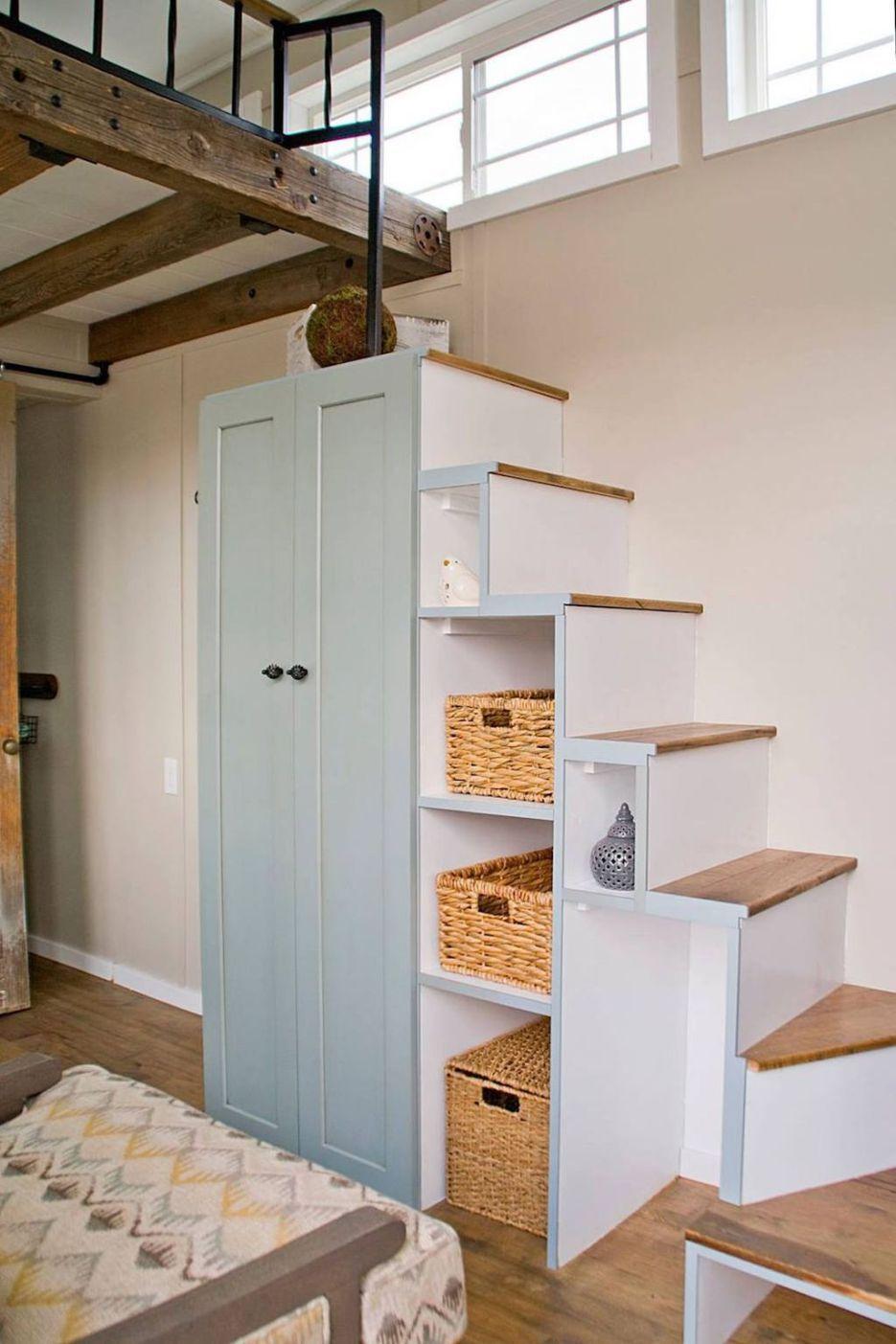 60 Tiny House Storage Hacks And Ideas 48