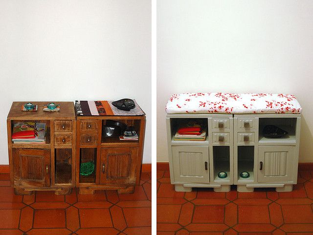 DIY Furniture Refinishing Ideas Decorative Painting