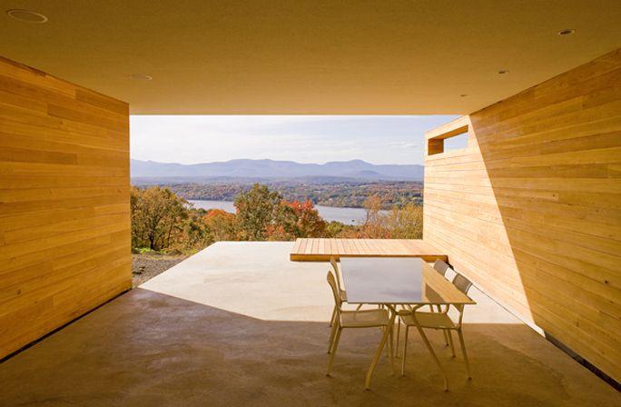 House On Mt. Merino| Hudson, New York | Joel Sanders Architect