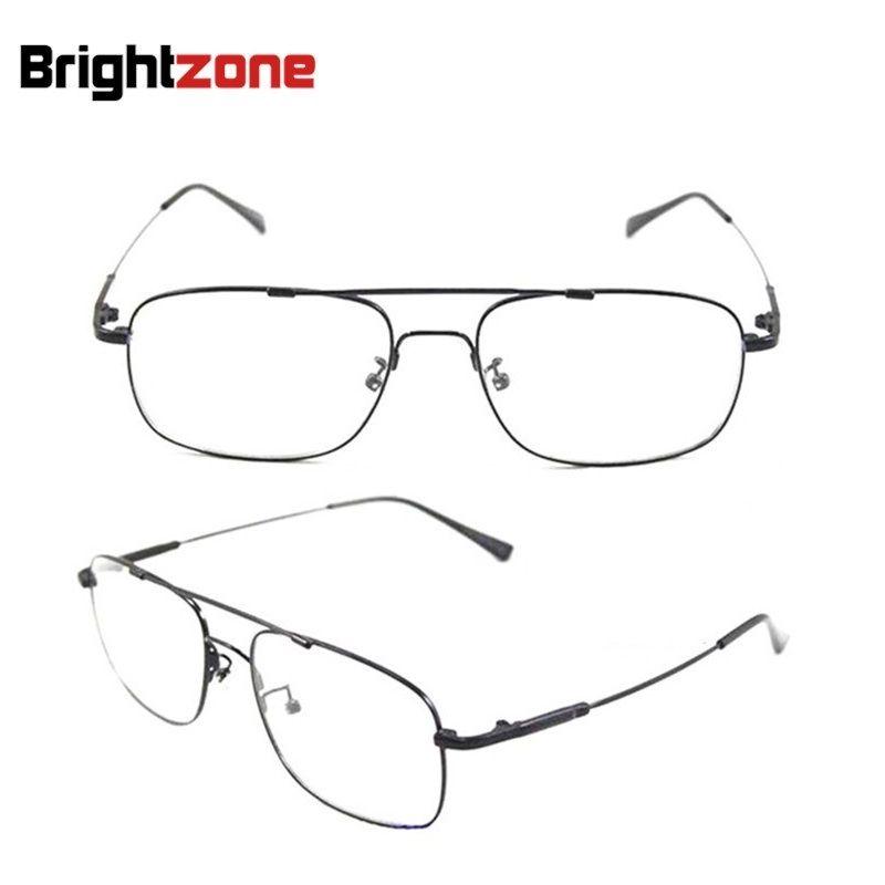 80db9fae284 Bestselling Brand Aviatorr Pilot-style Memory Titanium Metal Flexible  Bridge Temple Prescription Optical Glasses Eyeglass Frames  Affiliate
