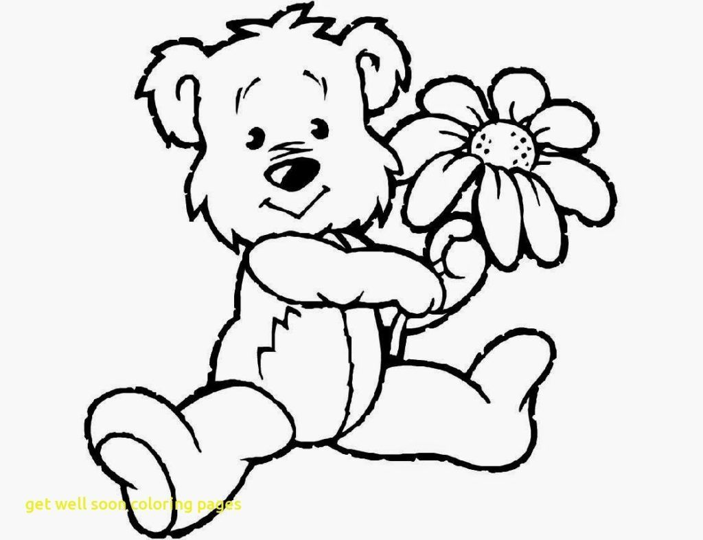 Get Well Coloring Pages Free Get Well Coloring Pages Get Well Soon Coloring Page Free Albanysinsanity Com Teddy Bear Coloring Pages Bear Coloring Pages Cartoon Coloring Pages
