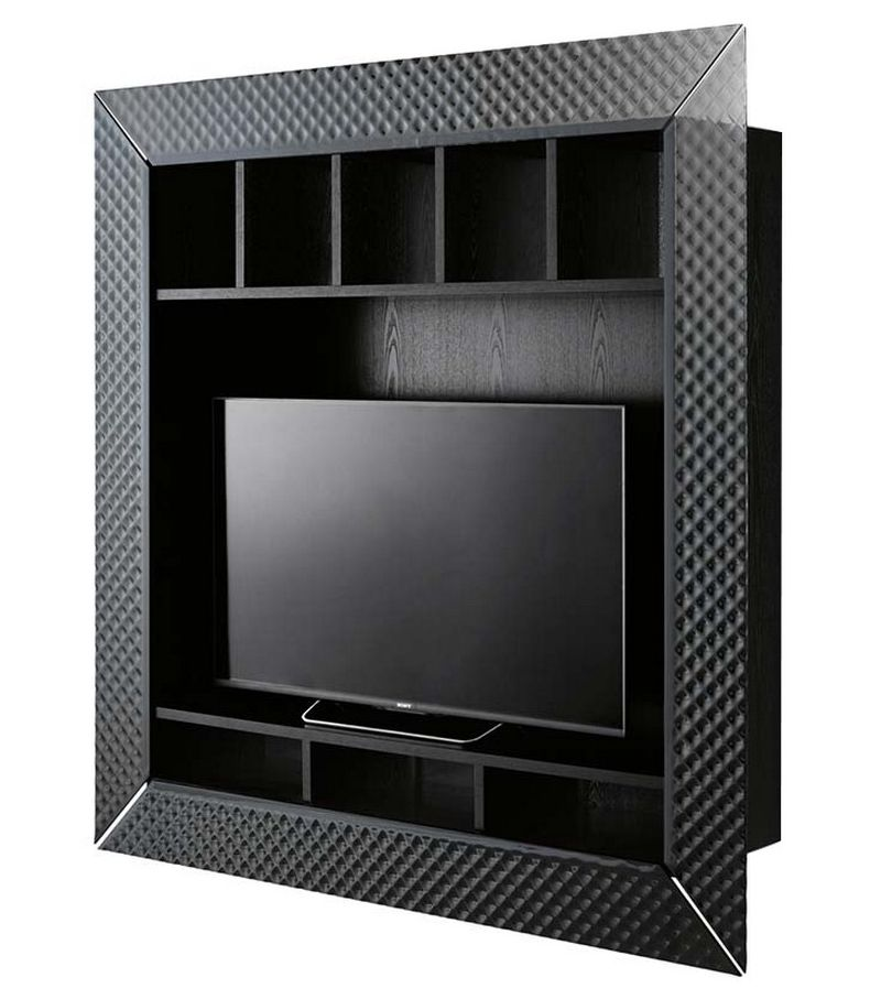 Porta Tv Chicago.Napoleon Porta Tv Veblen Furniture Tv Wall Cabinets