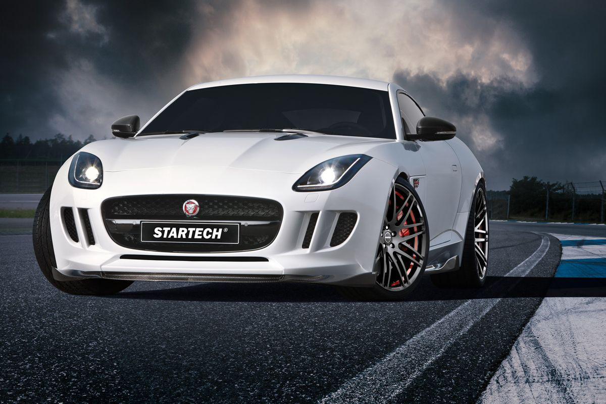 The Startech Jaguar F Type Is A Carbon Fiber British Athlete Jaguar F Type Jaguar Car Jaguar