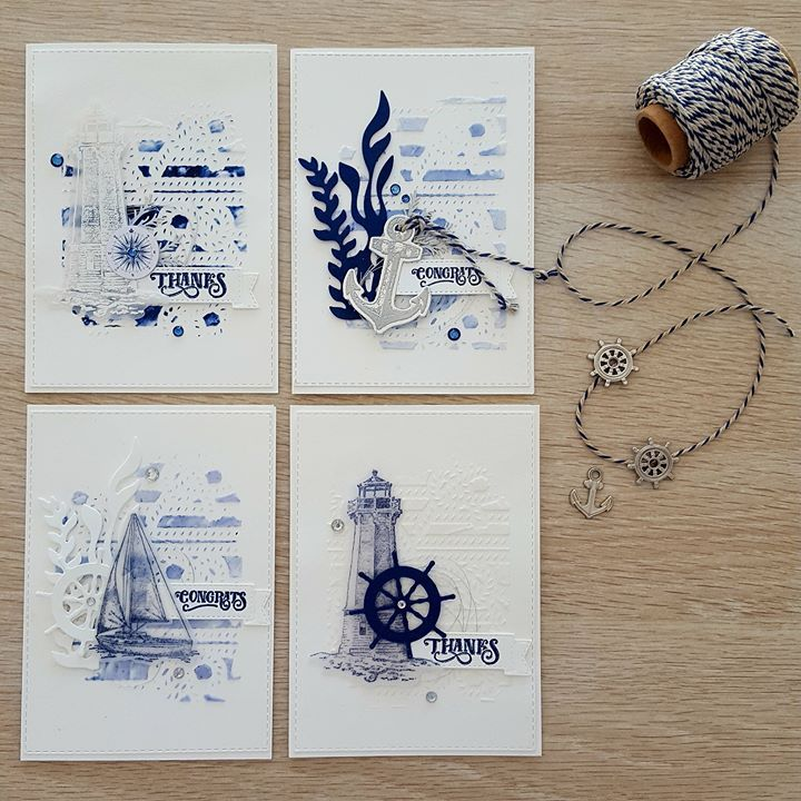 Photo from @stampinup on Facebook on Stampin' Up at 6/20/19 at 11:58AM #stampshandmade