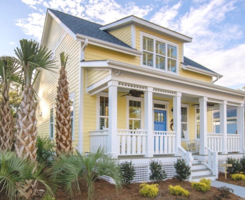 Hear From Our Owners In The Cottages At Ocean Isle Beach The In 2020 Cottage Exterior Beach House Design Beach Cottage Style