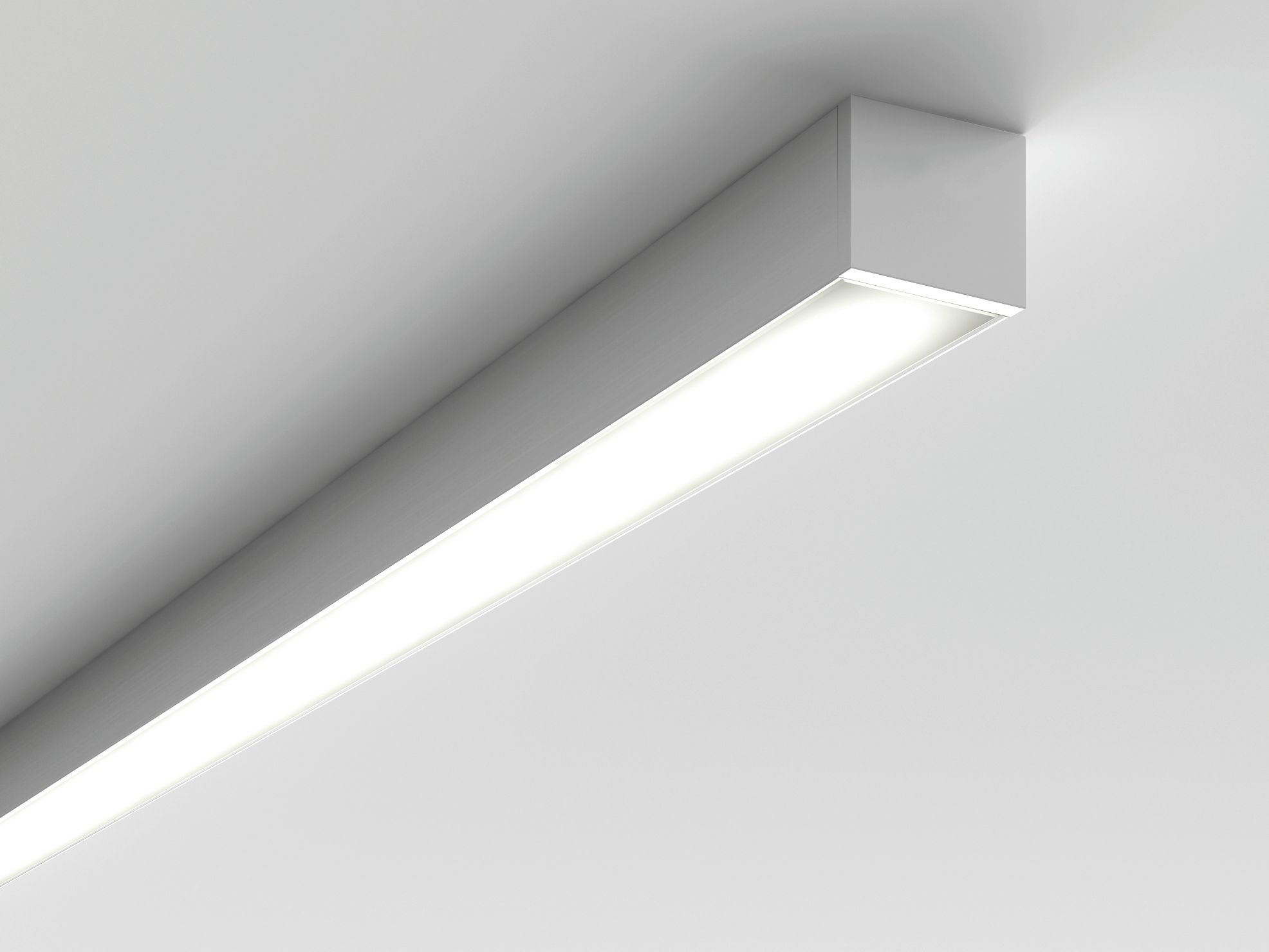 Plafoniera Led Per Garage Led Direct Light Ceiling Lamp Minifile Minifile Openlight