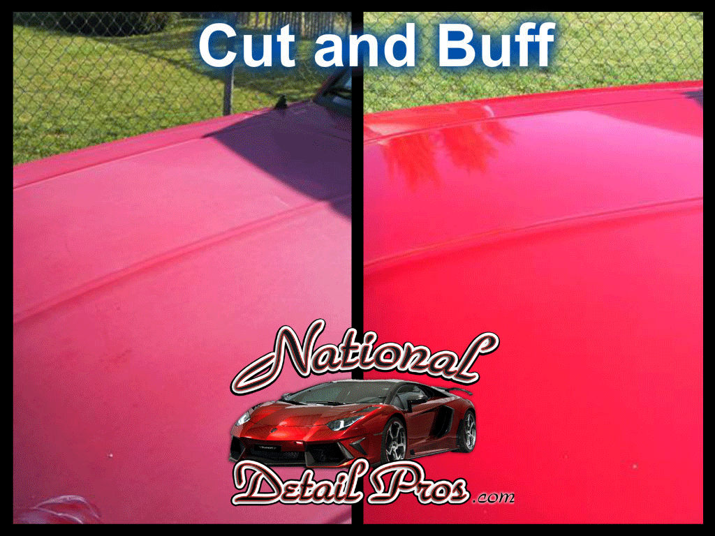 Full Cut and Buff dont by #nationaldetailpros http://www.nationaldetailpros.com