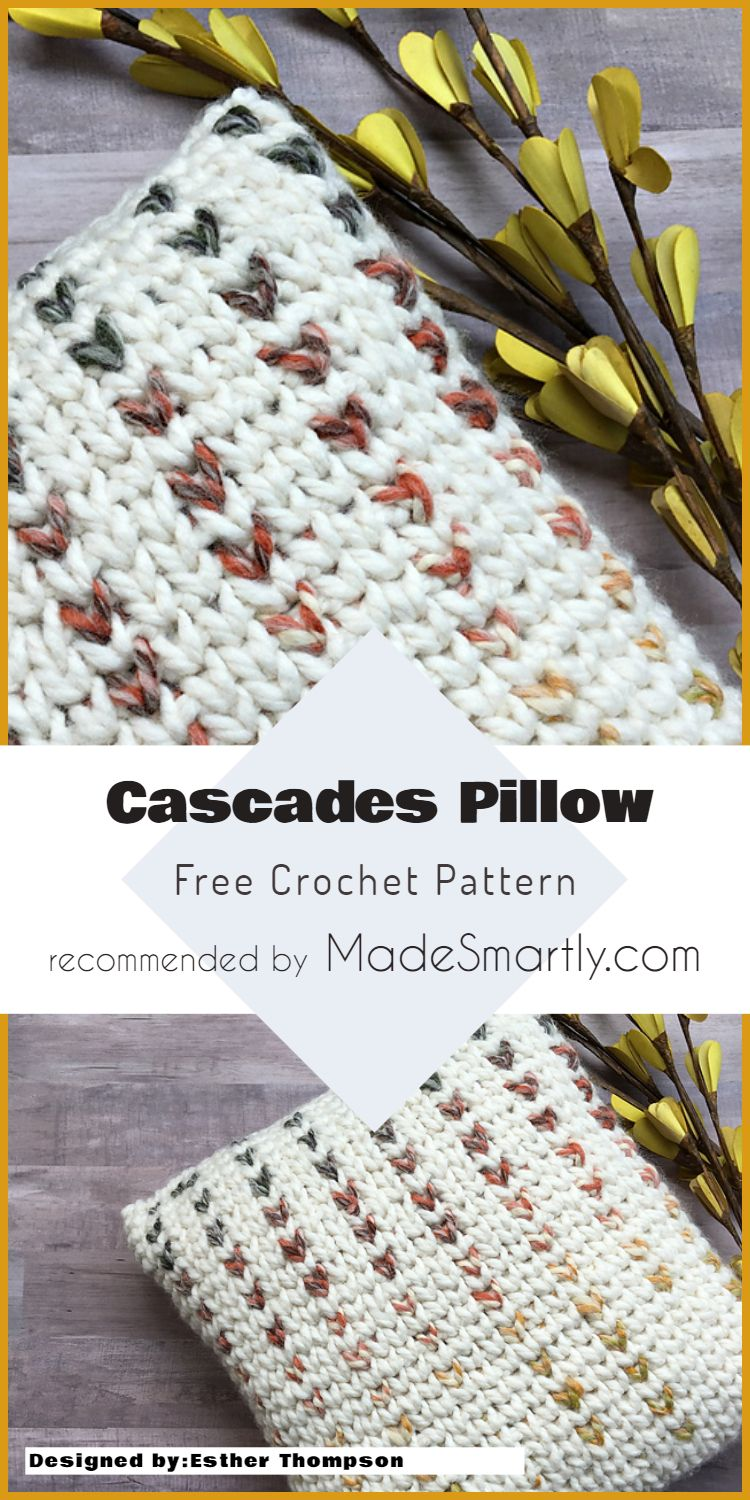 Easy Ideas for Decorating Your Home With This Crochet Throw Pillows ...