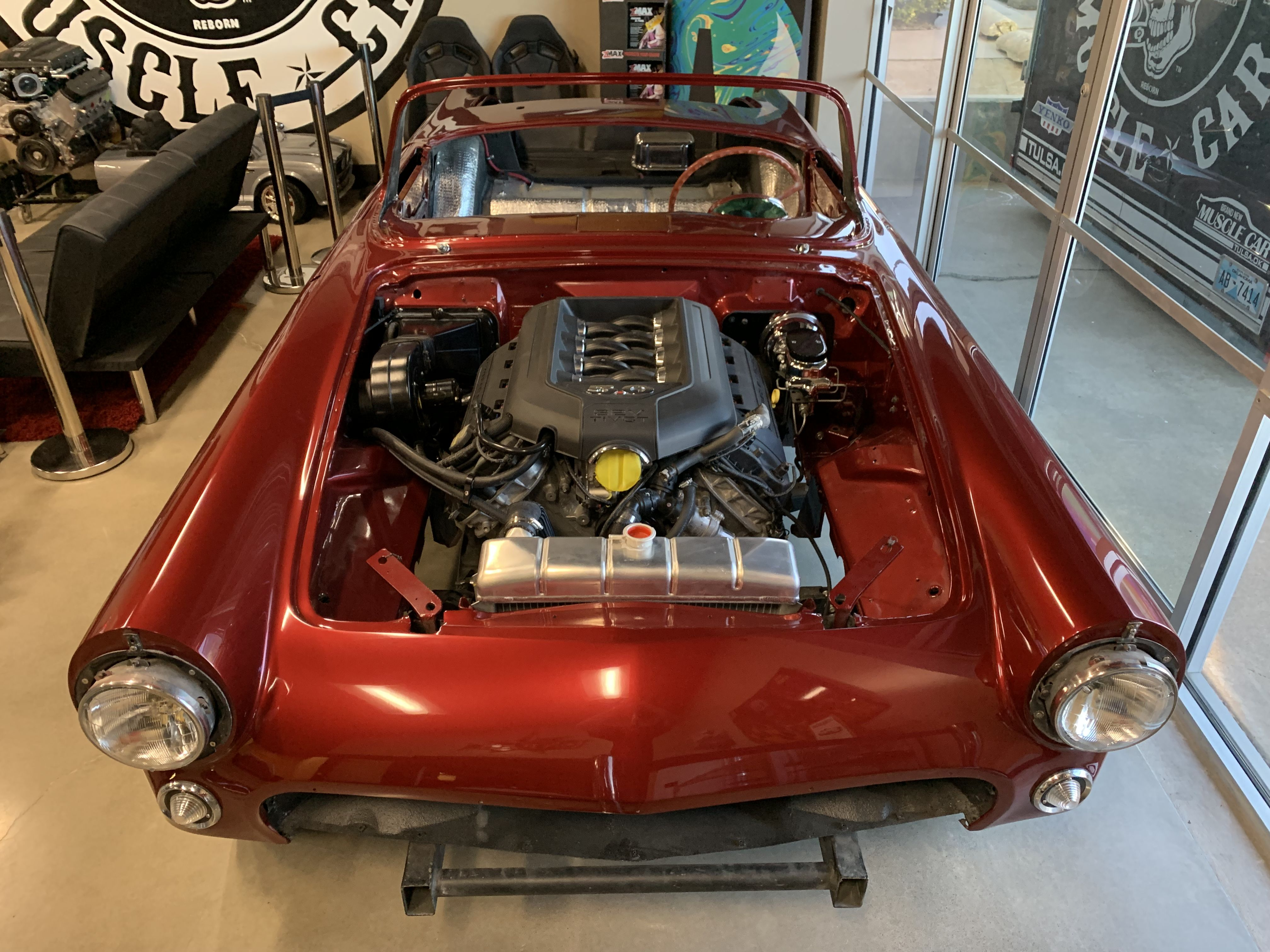 Us Restoration Brand New Muscle Car Of Tulsa Is Looking For An
